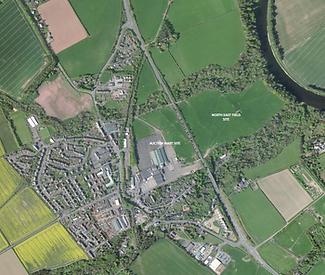Newtown St Boswells, New Village Centre