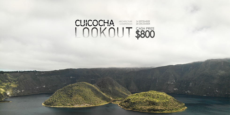 Cuicocha Mirador Competition - Early Registration
