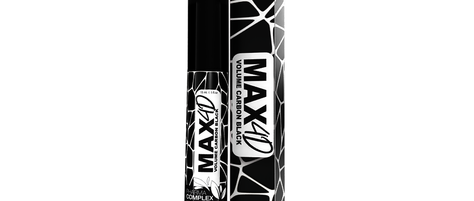 MASCARA 4D VOLUME  ML15