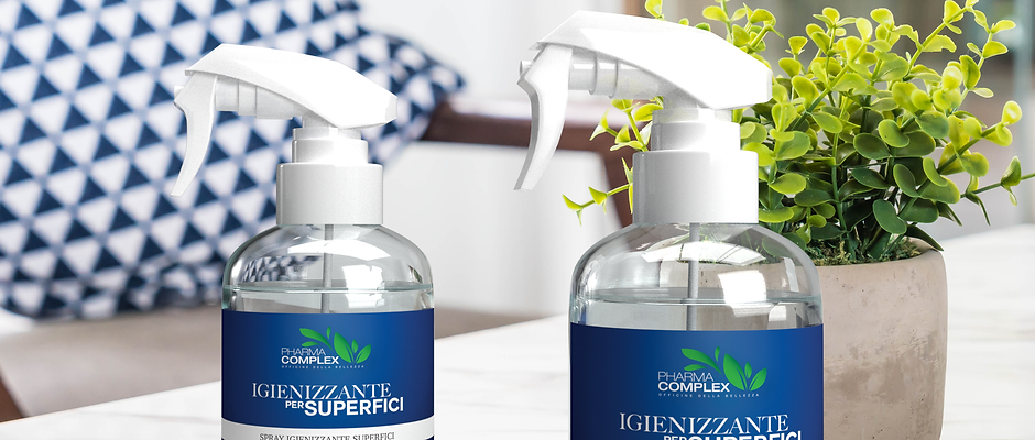 IGIENIZZANTE PER SUPERFICI 500 ML