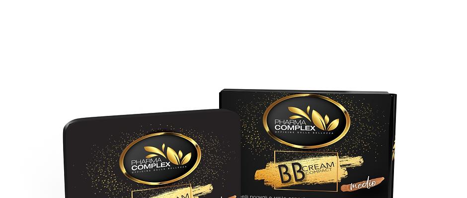B.B. CREAM COMPACT MEDIO 10GR