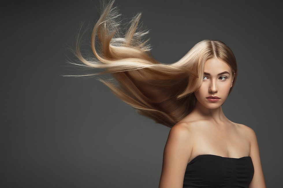 beautiful-model-with-long-smooth-flying-