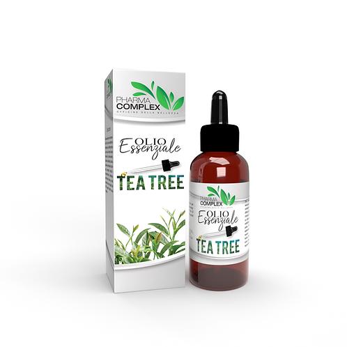 OLIO ESSENZIALE AL TEA TREE ML 100
