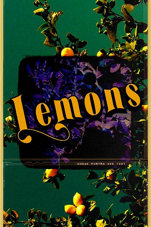 Lemons Wallpaper 2
