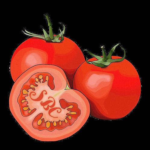 SBC Tomato Sticker