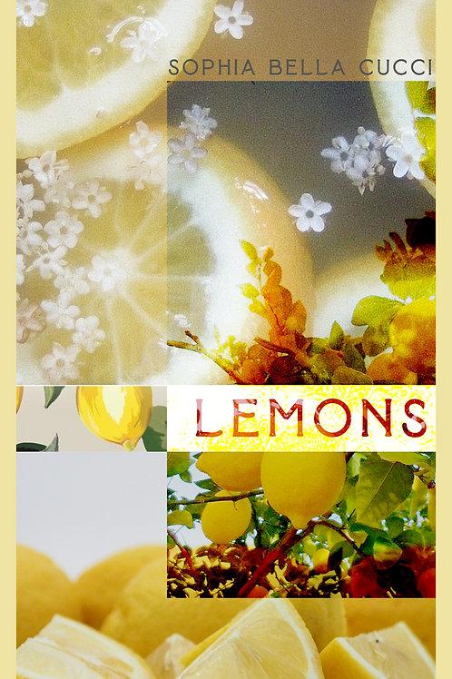 Lemons Wallpaper 1