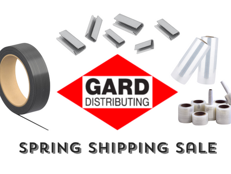 Spring Shipping Sale