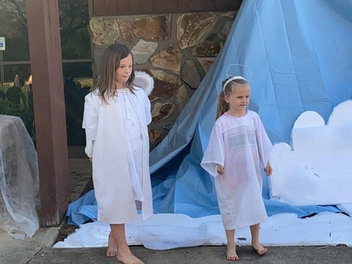 Adventist Christian Academy in Charlotte's Walk-through Easter Program