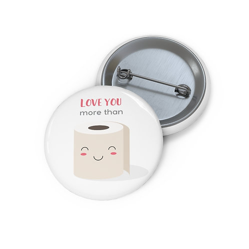 More than TP — Custom Pin Buttons