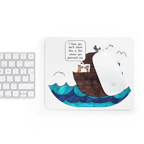 Noah's Cruise — Mousepad