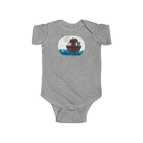 Noah's Cruise — Infant Fine Jersey Bodysuit