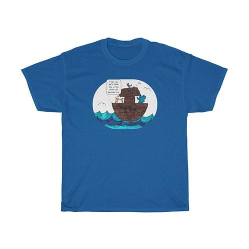 Noah's Cruise — Unisex Heavy Cotton Tee