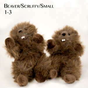 Beaver (Small) 1-3