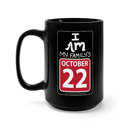 Oct 22 — Black Mug 15oz