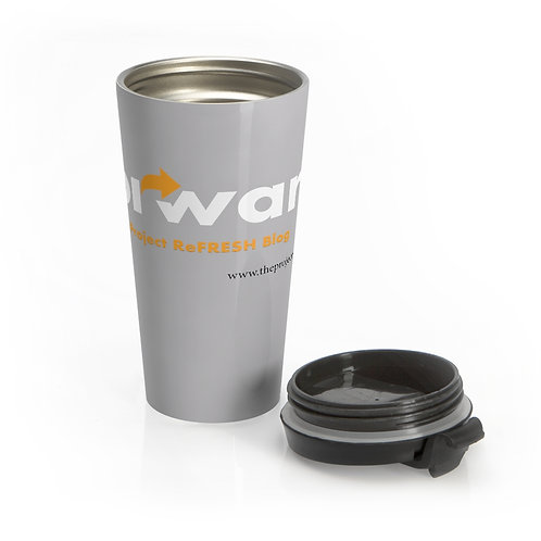 Forward Stainless Steel Travel Mug