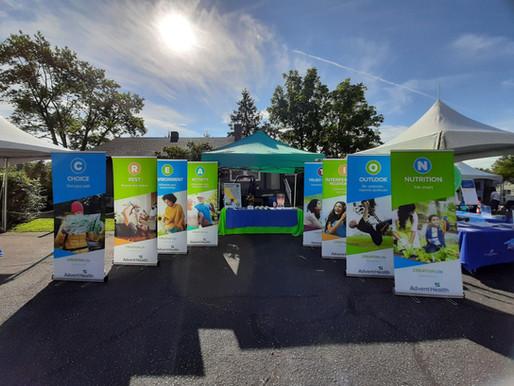 Brevard Church Chosen For Blue Zones Community Project