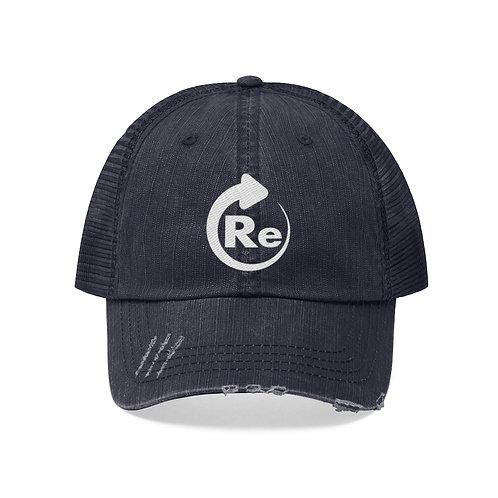 Re — Unisex Trucker Hat