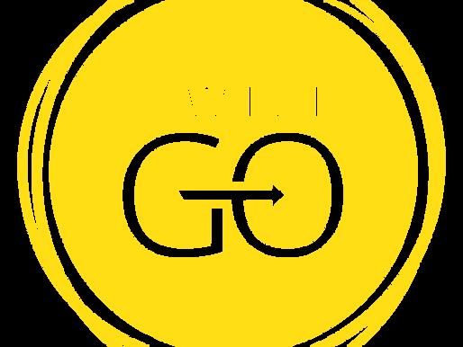 """""""I WILL GO"""""""