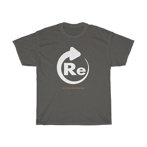 Project ReFresh -- Unisex Heavy Cotton Tee