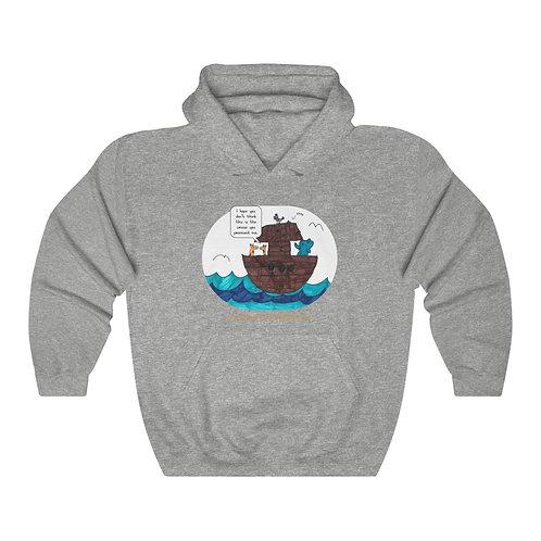 Noah's Cruise — Unisex Heavy Blend™ Hooded Sweatshirt