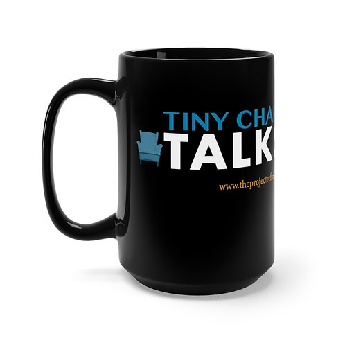 TCT — Black Mug 15oz