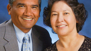 From The President's Pen: A Tribute to My Dear Friends,Pastor Samuel & Mary Romero