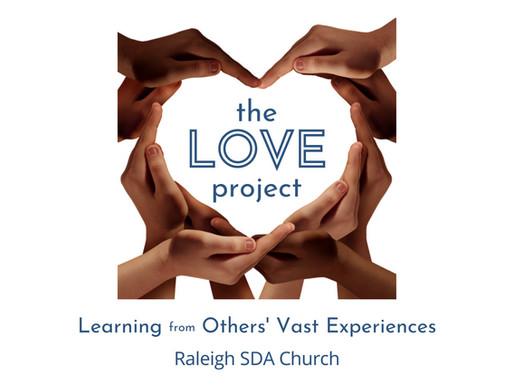 The L.O.V.E. Project