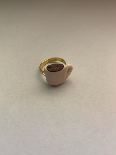 """""""Coffee Mug Ring"""""""