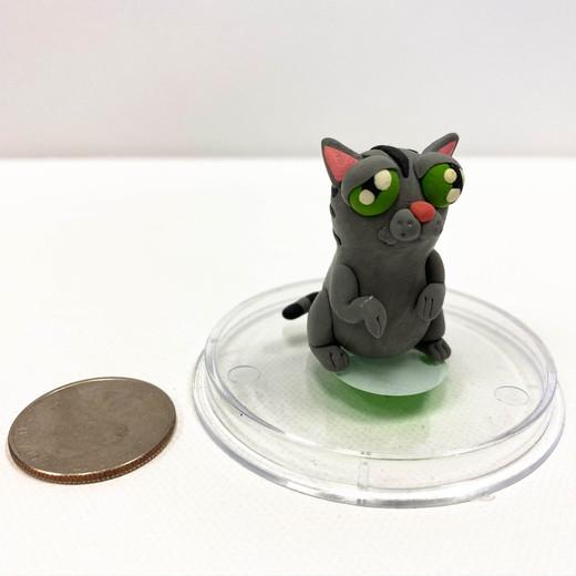 """Cute Kitty Figurine"""