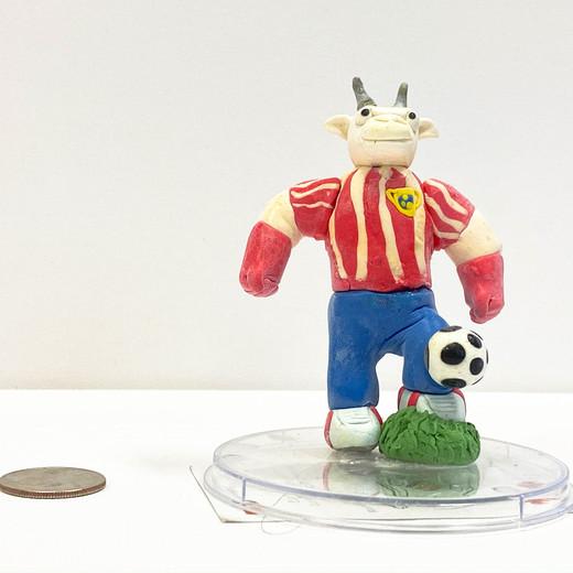 """Chivas USA Figurine"""