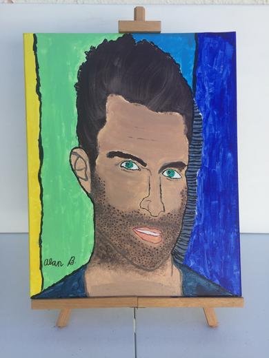 """""""Adam Levine"""""""