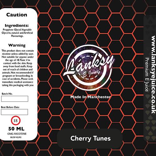 Cherry Tunes - 50ml