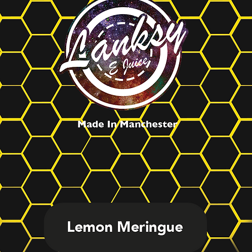 Lemon Meringue - 50ml