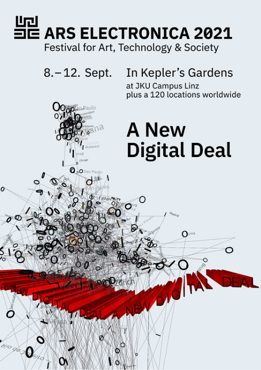 Ars Electronica 2021 poster