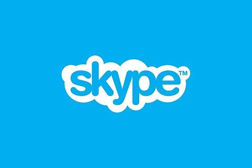 Gitarre Unterricht via Skype