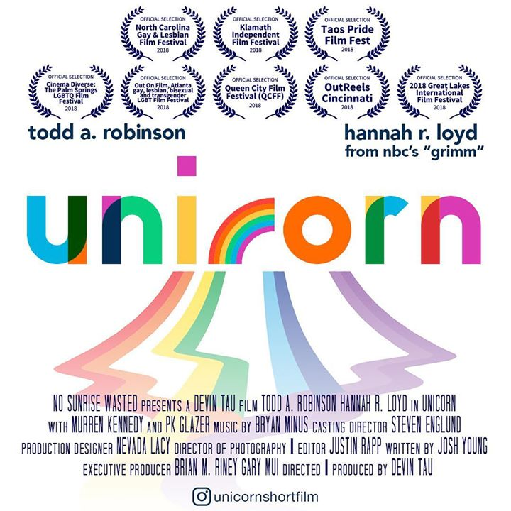 So stoked that Unicorn is playing in it'