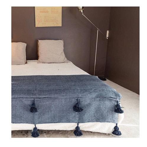 Couvre-lit coton