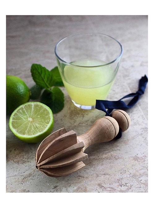 Presse citron en bois