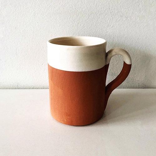 Mug terracotta