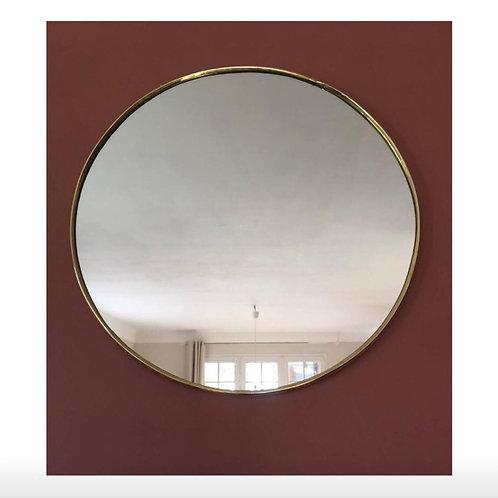 Miroir en cuivre