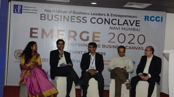 ABLE Business Conclave held in February 2020