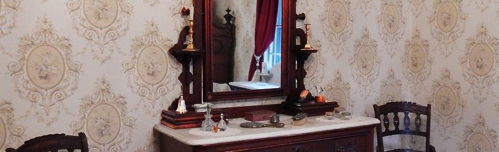 1880 Victorian Bedroom 2, second floor
