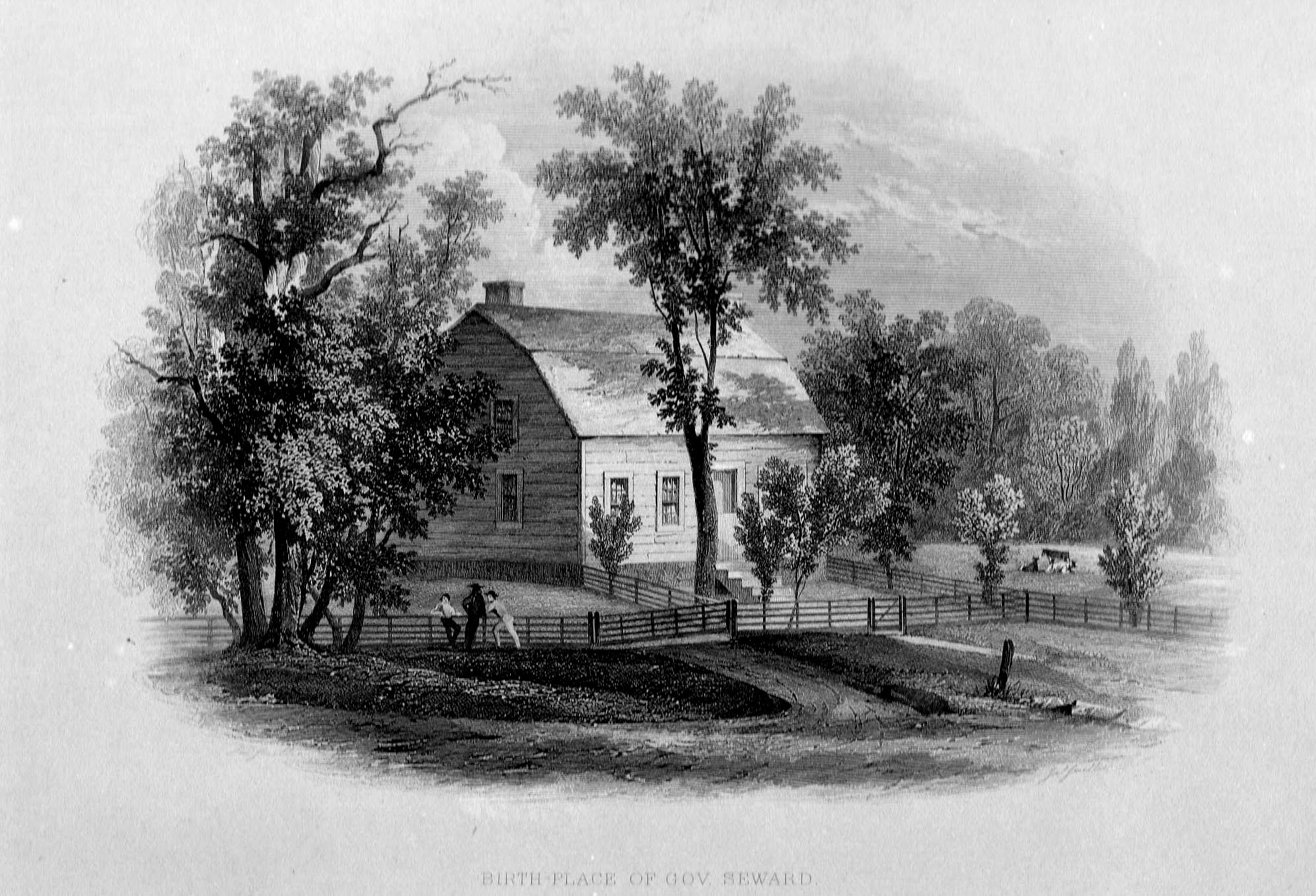 Seward Birthplace