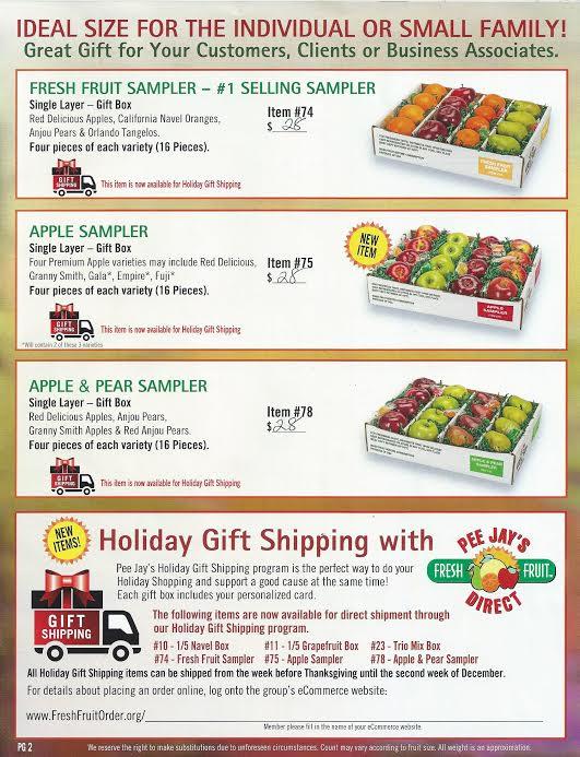 Fruit sale p.2