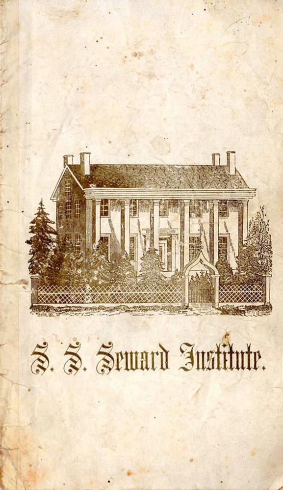 S.S.Seward Institute 1850s