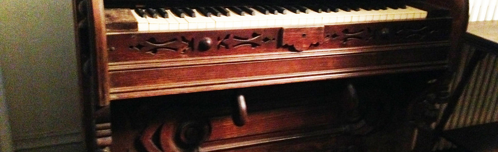 The Green Family Organ, Music Room, first floor