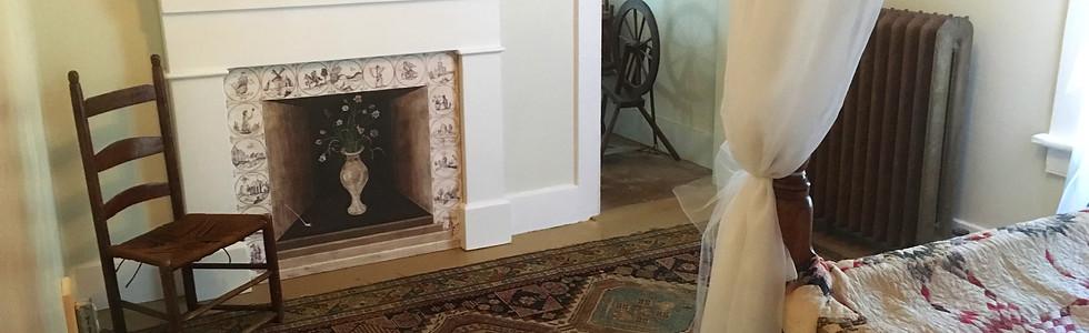 18th Century Bedroom 1, second floor