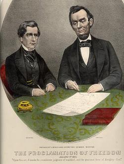 Seward and Lincoln