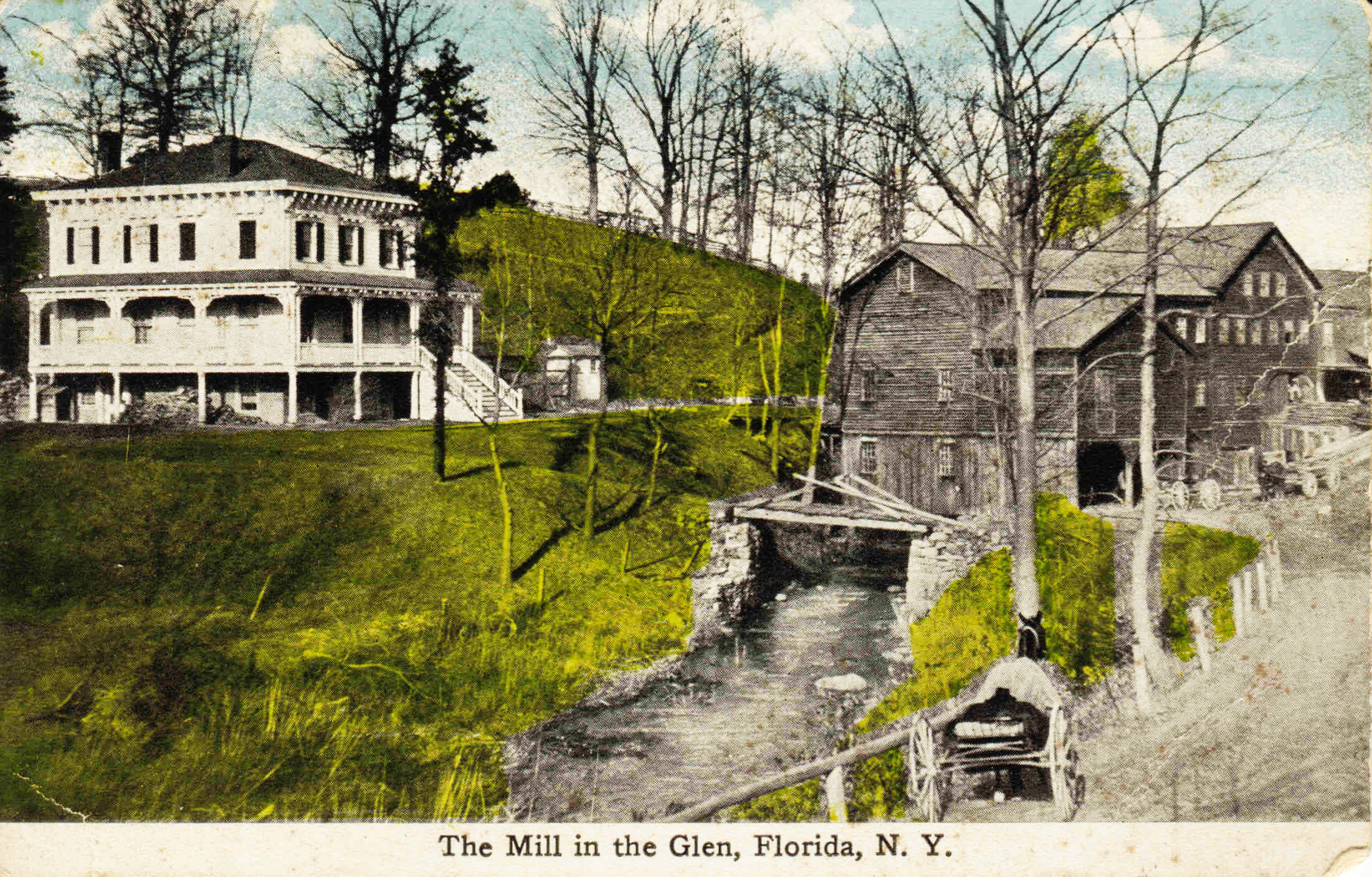 The Mill in the Glen