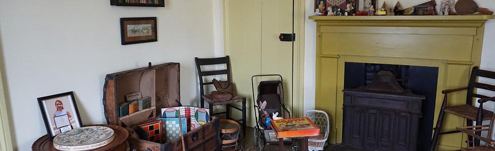 Children's Room 2, second floor